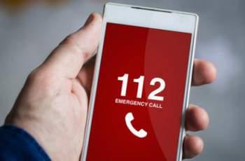 И видеоразговори на телефон 112