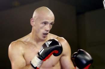 Боксьор смаза от бой полицай ВИДЕО