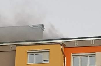 Санирани панелки димят като колиби