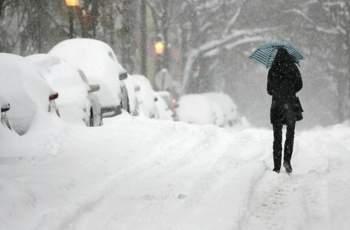 Силен дъжд и сняг в пет области, обявиха оранжев код