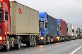 Ад! Шофьори висят по 20 часа на границата с Гърция