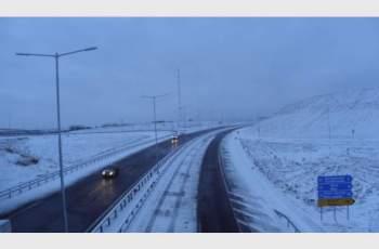 Нови 15 см сняг в планинската част на региона