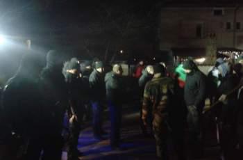 Командоси излизат на протест във Войводиново