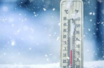 Голям студ през уикенда! Температурите падат до -12 градуса