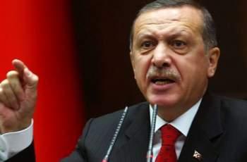 Ердоган затвори актьор, предрекъл края му