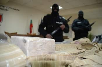 Спипаха двама хасковлии с 46,52 кг хероин СНИМКИ