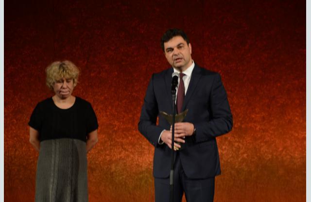 """Лилия Маравиля и Геро с """"Любимец 13"""" за главни роли, Мариус за моноспектакъл - 8"""