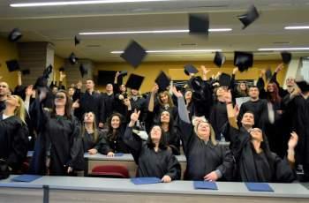 Изпратиха поредния випуск в Европейското висше училище по икономика и мениджмънт