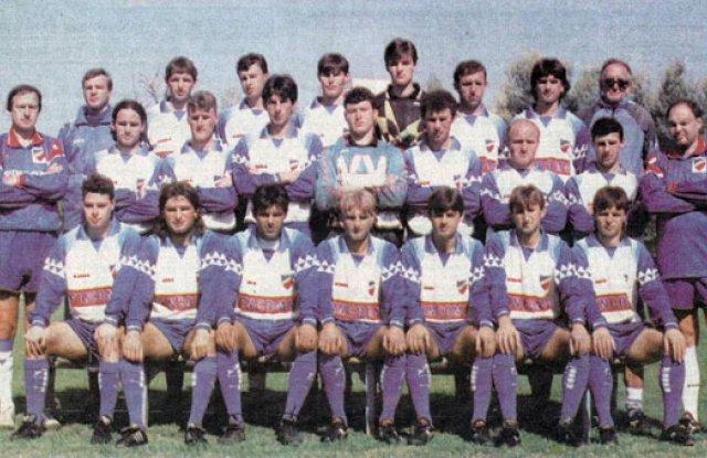 Спартак (Пловдив) е първият тим, на който Дерменджиев е старши треньор.