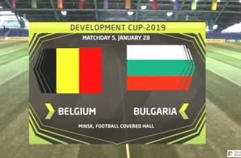 Позор: Белгия разкова юношите ни с 10:0 ВИДЕО