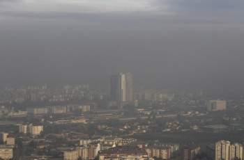 Град в Македония сред най-замърсените в света