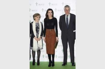 Испанската кралица Летисия с първи моден гаф СНИМКИ