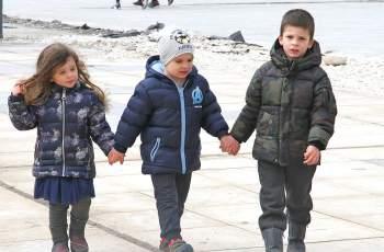 Най-малките пловдивчани превзеха Главната СНИМКИ