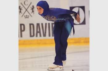 За първи път: Фигуристка танцува с хиджаб на леда ВИДЕО