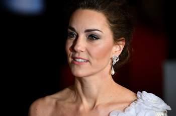 Кейт Мидълтън си сложи обеците на принцеса Даяна и ...