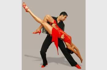 Виц на деня: Балните танци са цяло изкуство