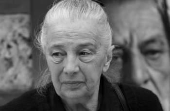 Почина първата тв водеща в България