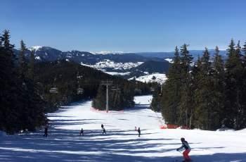 Планината радва с много сняг и слънце СНИМКИ