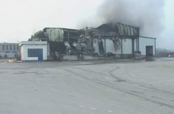 Войводиново на ръба на екокатастрофа след пожара