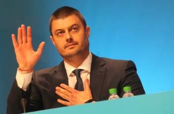 Бареков става учител, не ще в европарламента