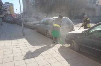 Махала пропищя от тонове прах и пушилка СНИМКИ