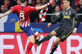Атлетико удари Юве, кошмари за Роналдо в Мадрид