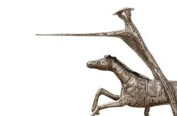 """""""Свирещи"""" скулптури показва пловдивският творец Атанас..."""