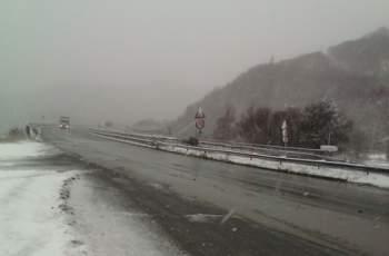 Пътната обстановка в Пловдивско днес