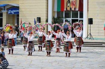 Фолклорът от Баня сред живите съкровища на България