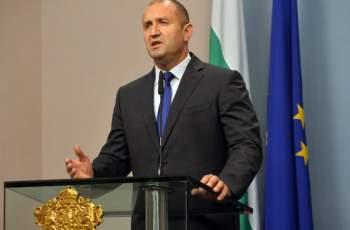 Президентът Радев поиска официално втори мандат ВИДЕО