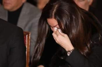 Цеца плака цяла нощ с вдовицата на Шабан