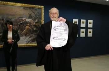 Правнукът на Граф Игнатиев дари печата му на България