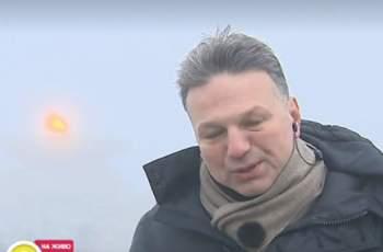 Ники Дойнов с тревожни новини от връх Шипка СНИМКА