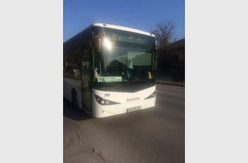 Шофьор на автобус 116 е преносител на доброто