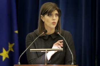 Кьовеши тайно кандидатствала за главен прокурор на ЕС