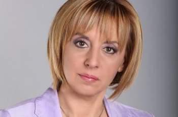 Мая Манолова се среща с протестиращите медици