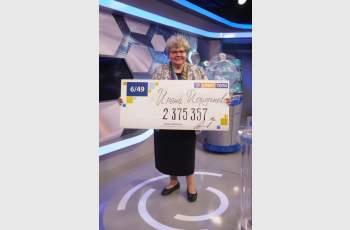 Ирена спечели 2 375 357 с фиш за 5,65 лева