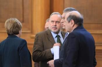 Славчо Велков напусна Народното събрание