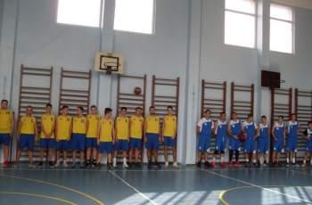 Руската гимназия със спортна зала наесен
