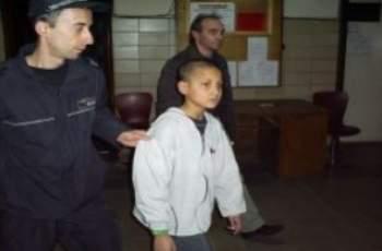9-годишният, размазал връстник: Убих го, за да спре да плаче
