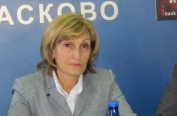 Нитова за 2. път депутат с непълен мандат