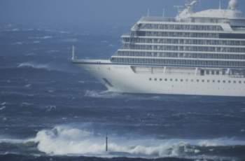 Кошмар на круизен кораб с 1300 пасажери до Норвегия