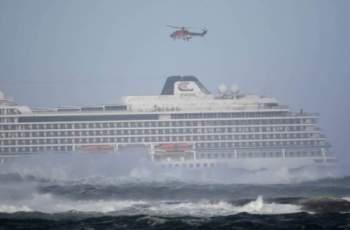 Над 1000 души остават на борда на бедстващия круизен кораб