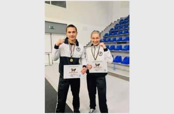 Мис Димитровград 2011 стана шампион по кикбокс