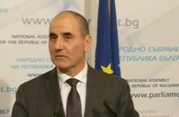 Цветан Цветанов напуска парламента