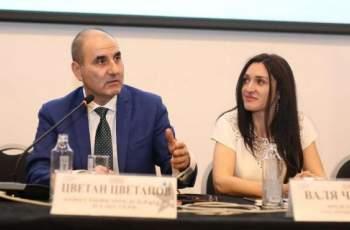 НА ЖИВО: ГЕРБ представят листата си за европейските избори