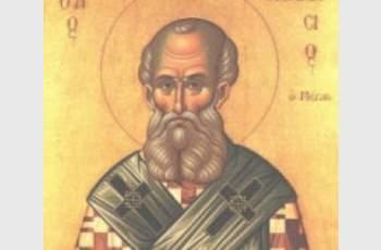Вярата: Св. преподобни Тит Чудотворец