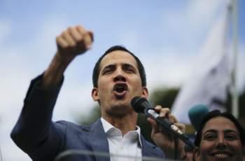 Отнеха депутатския имунитет на Хуан Гуайдо