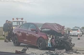 Шофьор ранен във вчерашното меле на пътя за Пазаржик