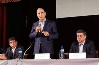Цветанов: Няма община, която да не е усетила положителния ефект от работата на правителството